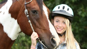 Bucksmore Homelingua Summer Focus Horse riding