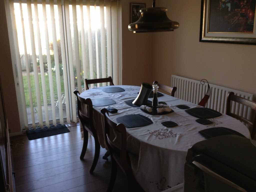 English language home tuition immersion Brighton South England adult family