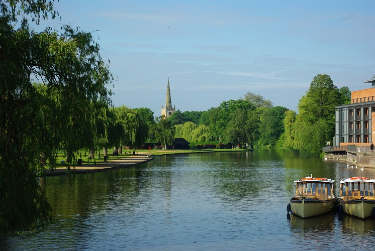 English homestay home tuition immersion Stratford Shakespeare