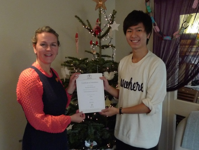 Home tuition in Central England Oxfordshire juniors adults
