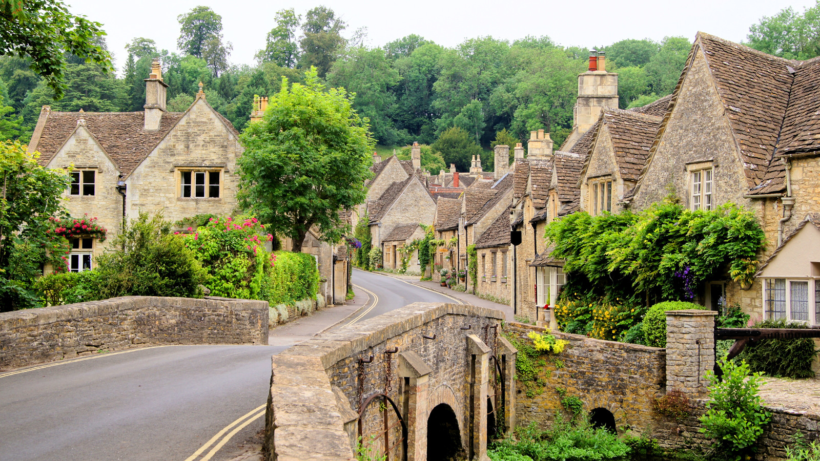 The Cotswolds a beautiful location for a home tuition course