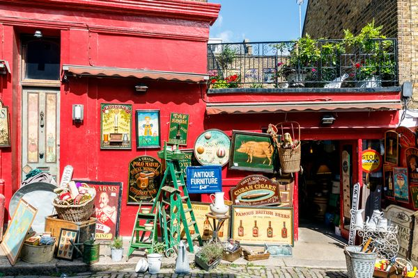 The best markets to visit on a course in London