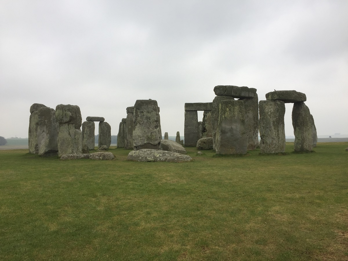A JUMP BACK IN TIME: STONEHENGE!
