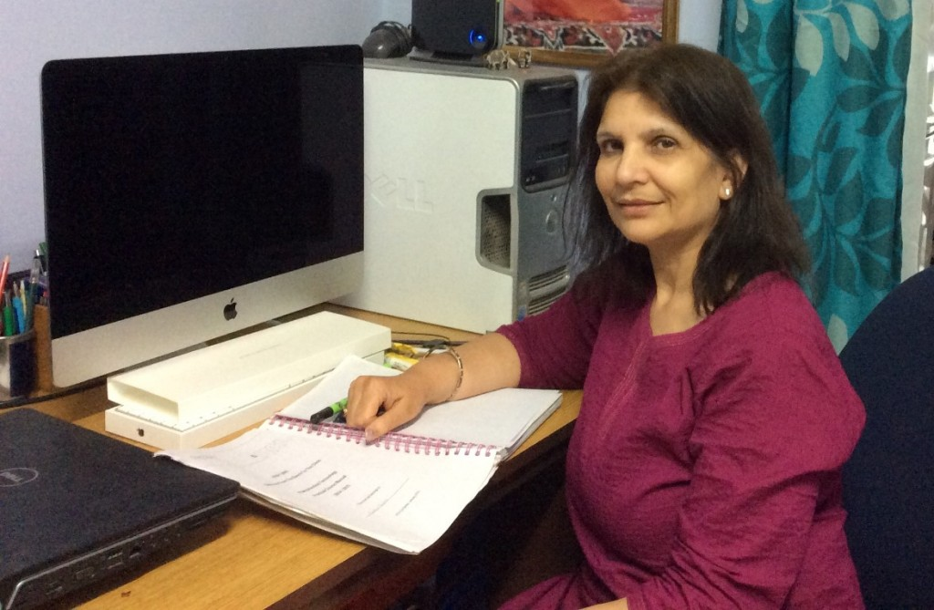 Living and learning English at your teacher's home English immersion course UK